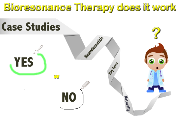 Bioresonance Therapy does it work